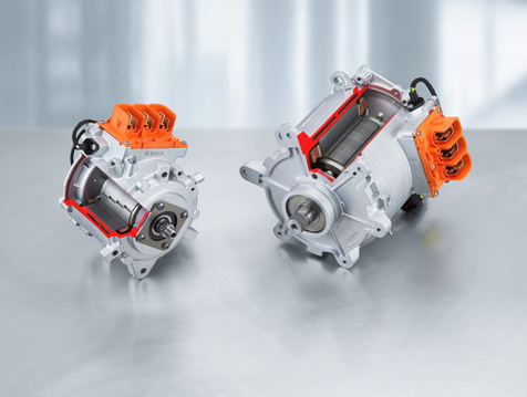 bosch electric motors